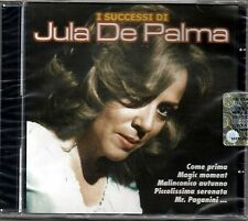 JULA DE PALMA  - I SUCCESSI DI  - CD RARO NUOVO SIGIL