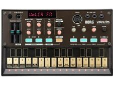 Korg Volca FM - Polyphonic Digital MIDI Sequencer Synthesiser