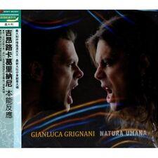Gianluca Grignani: Natura Umana (2012) CD OBI TAIWAN