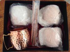 BNIB B Weiss Copper Mug Set