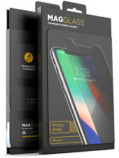 Privacy Guard for iPhone XS MAX Case Tempered Glass Screen Protector Anti Spy