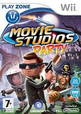 Nintendo Wii Spiel - Movie Studios Party UK mit OVP