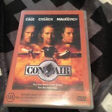 NICOLAS CAGE. CON AIR DVD