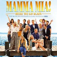 Mamma Mia! Here We Go Again by Soundtrack [Audio CD] NEW