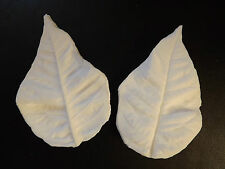Double Poinsettia Petal Sugarcraft Veiner Cake Decorating Food Grade