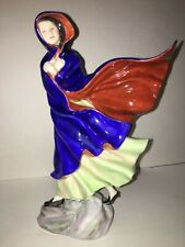 Beautiful Royal Doulton Figurine May - 1987 - Bone China - Hn2746