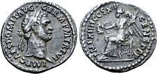 Domitian AR Quinarius.