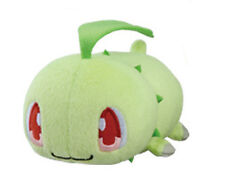 Pokemon 5'' Chikorita Grass Starters Kororin Friends Banpresto Plush NEW