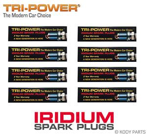 IRIDIUM SPARK PLUGS - for Lexus GS460 4.6L V8 URS190R (1URFSE) TRI-POWER