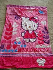 Hello Kitty Toddler Bed Comforter