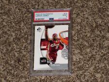 Lebron James 2005 Upper Deck SP Authentic 2005-06 Card # 14 PSA 9 MINT RARE