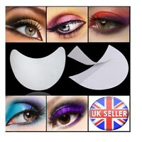 Eyeshadow Shields  Makeup Eyelash Extension Eyeliner Guide Patches Pads Stickers