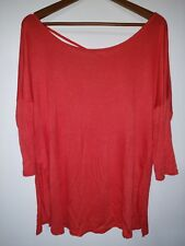 Just Ginger Women's T-shirt XL red