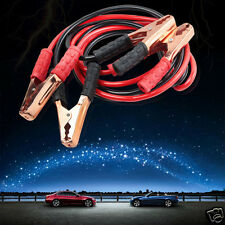 Hot Jumper 500A Booster Cable For Trunk Car Motorcycle Auto Heavy Duty Battery