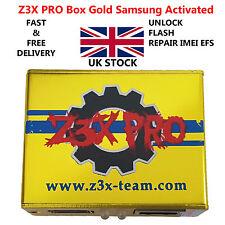 NUOVO z3x PRO GOLD sbloccare originale per Samsung Flash TOOL BOX-TUTTI I MODELLI
