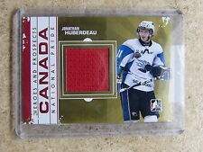 11-12 ITG Heroes & Prospects National Pride Canada JONATHAN HUBERDEAU Gold /10