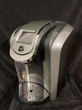 Keurig Coffee Maker   K2.0-500   K-Cup Coffee Maker Capcule Coffee Machine Gray