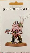 Warhammer Age Sigmar, Nurgle Rotbringers LORD OF PLAGUES Slaves of Darkness, New