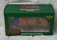 Legend of Zelda Rupee Wallet Vinyl CultureFly Walmart Only Exclusive NEW NIB