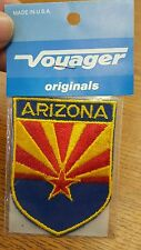 Vintage Arizona State Patch Unused Unopened Voyager Souvenir
