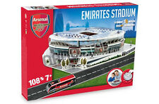Official Arsenal Emirates Stadium 3D Model Puzzle London Birthday Present Gift