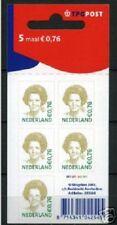 Nederland NVPH V2318 Hangboekje Beatrix inversie TPG logo Postfris