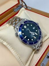 Omega Seamaster Professional James Bond 300M 2531.80 41mm Auto QK112