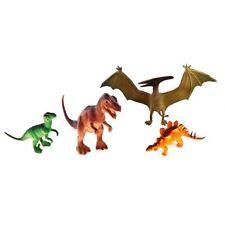 Plastic Dinosaurs & Prehistoric Action Figure Playsets