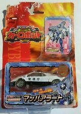 Takara Transformers Car Robot C-003 Mach Alert