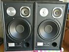 JBL L166 Horizon Vintage Speakers -- LOCAL PICK UP ONLY --  Eclipse woofers --
