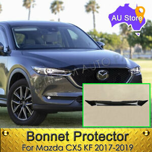 Premium Bonnet Protector Guard to suit Mazda CX-5 CX5 KF 2017-2020