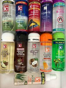 Hair Polisher /Heat Protector /frizz buster /Fantasia IC /Moisture and Vitamin E
