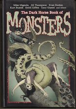 DARK HORSE BOOK OF MONSTERS HARDCOVER GN TPB 7 TALES MIGNOLA HELLBOY & MORE NEW