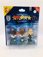 Corinthian Prostars England World Cup 2002 3 Player Pack Set 3 C054314