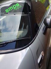 Mini F55 (5 door) CARBON FIBER De-Chrome Premium Beltline Kit Belt line SMPS JCW