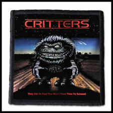 CRITTERS --- Patch / Aufnäher ---Classic 80's Adult Horror Movie Gore