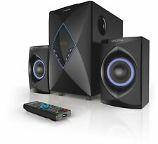 Creative SBS-E2800 2.1 High Performance Speakers System (New) (Black)
