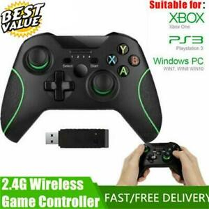 Wired/Wireless Game Controller Gamepad Joystick For Microsoft Xbox One PC 2021 g