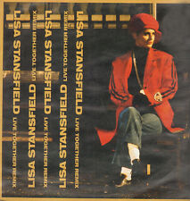 LISA STANSFIELD - Live Together (Steve Anderson Rmx) - Arista