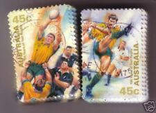 AUSTRALIA 100 Years of Rugby Union Test x 50