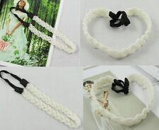 Ladies Faux Pearl Twist  Headband Hairband, Bridal, Wedding, Hair Accessories