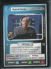 Star Trek CCG The Borg Complete 143 Card Set inc Rare Unc Com UR Reg Barclay