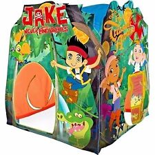 Disney Jake And The Neverland Pirates House Of Treasure PlayTent 4 Feet Tall NIB