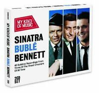 Michael Buble - Sinatra Buble and Bennett - My Kind Of Music [CD]