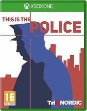 Esta es la policía por XBOX One (nuevo Y Sellado)