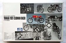 Gunze Mr. Hobby High-Tech model 1/12 Yamaha YDS1 Clubman racer sealed scale kit