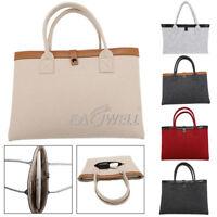 """Woolen felt Universal Laptop Sleeve Case Bag Pouch Handbag For 11~15.6"""" NoteBook"""