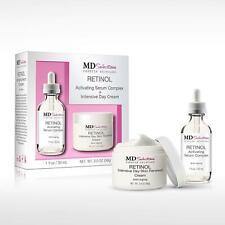 MD SELECTIONS PREMIUM SKINCARE- Retinol Serum + day Cream