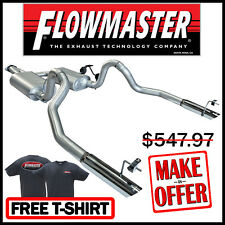 """Flowmaster 17275 1999-2004 Ford Mustang 3.8L LX V6 2.5"""" Cat-Back Exhaust System"""