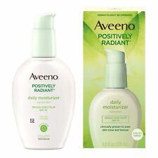 Aveeno Naturals Positively Radiant Daily Moisturizer SPF 15 4.0 oz. 09/21